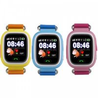 Детские GPS часы Smart Baby Watch Q80 wi-fi