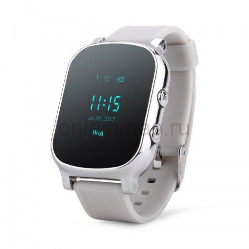 Часы с трекером Smart GPS Watch T58 Детские