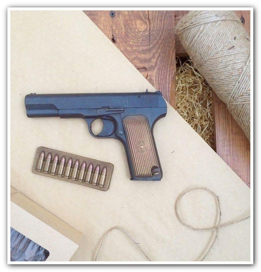 Набор ''Пистолет с пулями''
