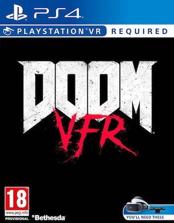 Игра Doom VFR (PS4 VR)