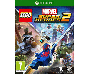Игра Lego Marvel Super Heroes 2 (Xbox One)