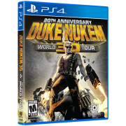 Игра Duke Nukem 3D 20th Anniversary (PS4,русские субтитры)