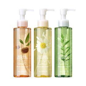 The Saem Natural Condition Cleansing Oil 180ml -гидрофильное масло для очищения кожи