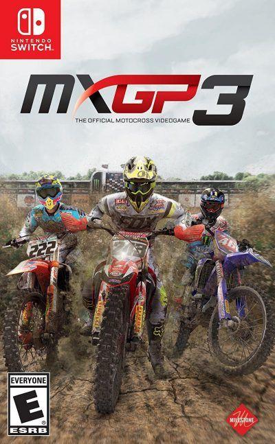 Игра MXGP 3 (Nintendo Switch)