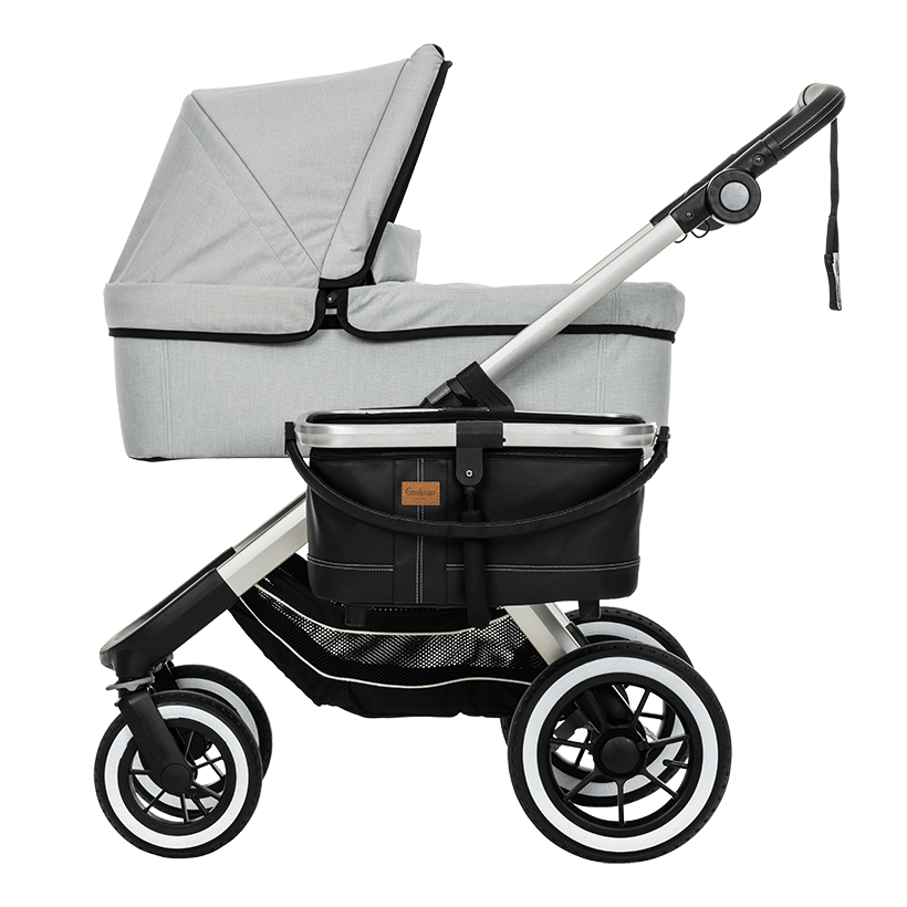 Корзина для покупок для коляски Emmaljunga