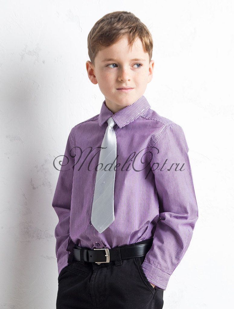 Пошив рубашки для мальчика