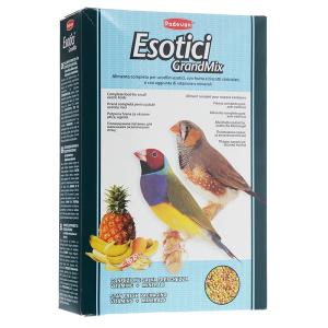 Корм Padovan Grandmix Esotici для экзотических птиц 1кг