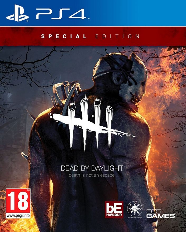 Игра Dead By Daylight. Special Edition (PS4)