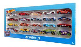 HOT wheels набор машинок H7045