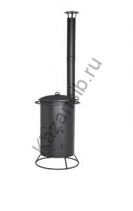 Pech-pod-kazan-Vezuvij-25
