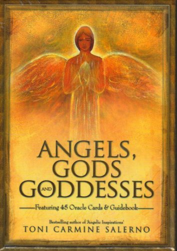Оракул Angels, Gods, & Goddesses Cards