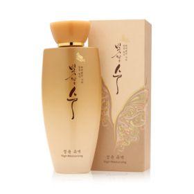 3W Clinic Bit Dam Eun Soo High-Moisturising Jeong Yoon Emulsion 150ml - Эмульсия для лица интенсивно увлажняющая