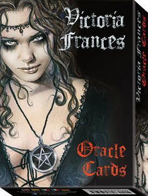 Готический оракул Виктории Фрэнсис (Victoria Frances. Oracle Cards)