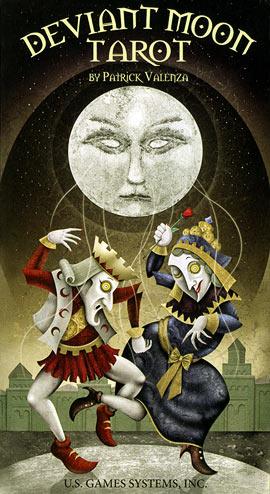 Deviant Moon Tarot / Обратная сторона Луны Таро