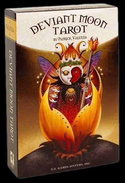Deviant Moon Tarot Premier Edition / Обратная сторона Луны Таро. Подарочное издание