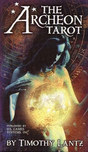 Archeon Tarot (Premier Edition) / Подарочный набор Таро Археон