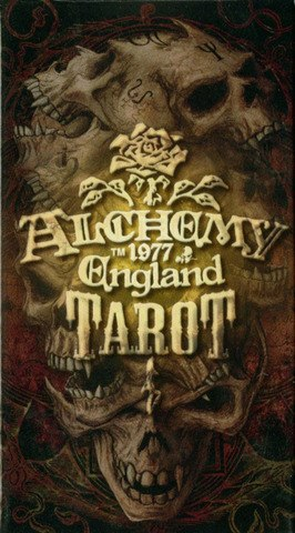 Алхимия 77 Английское Таро (Alchemy 1977 England Tarot)