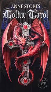 Готическое Таро Энн Стокс (Anne Stokes Gothic Tarot)