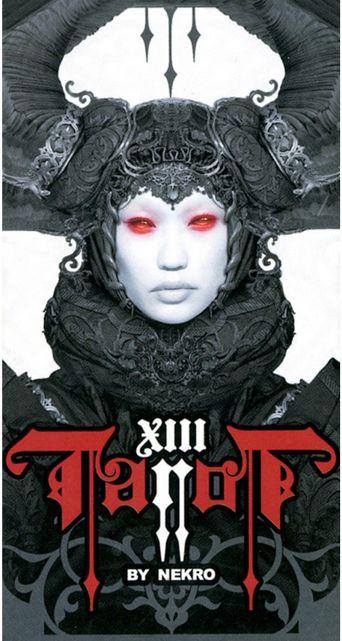 XIII Таро Некро (XIII Tarot by Nekro)