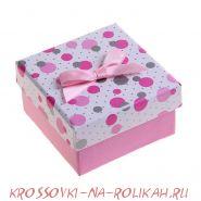 Приз № 4 розовая коробочка