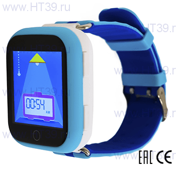 Детские часы Smart Baby Watch Q90 (Q100) Blue