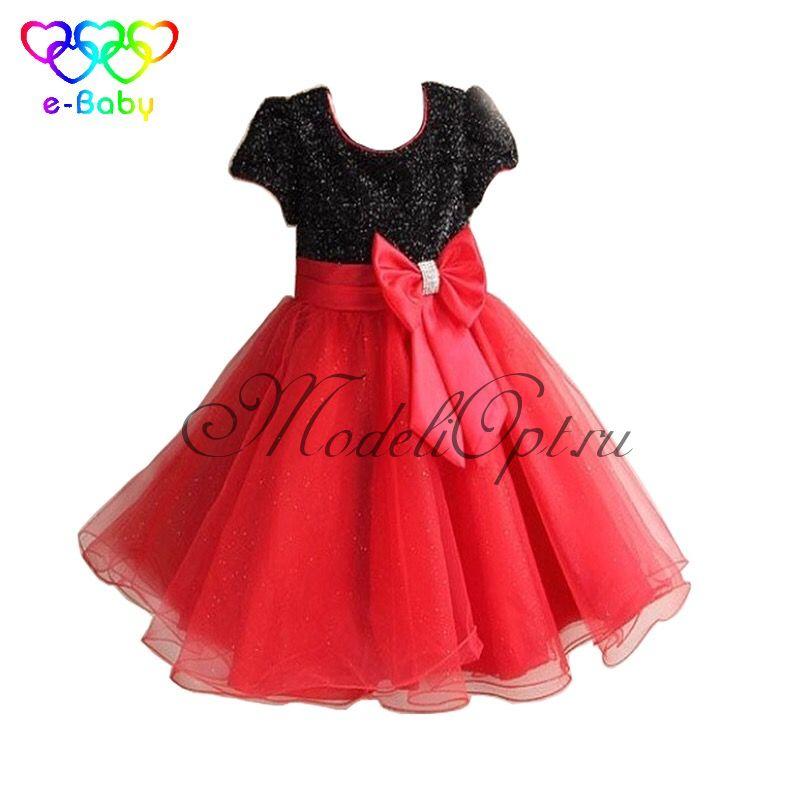 Праздничное детское платье Лила
