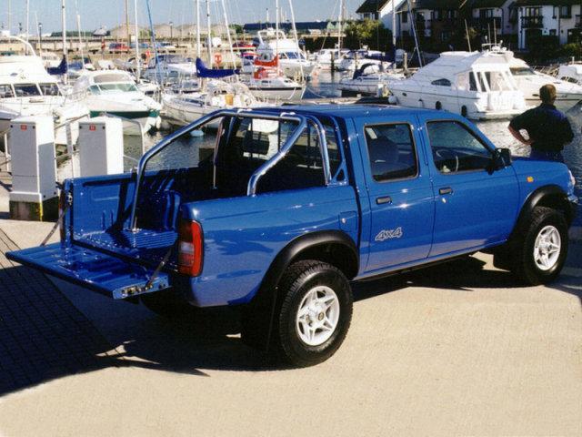 Усиленные рессоры для Nissan Datsun/Ниссан Датсун.