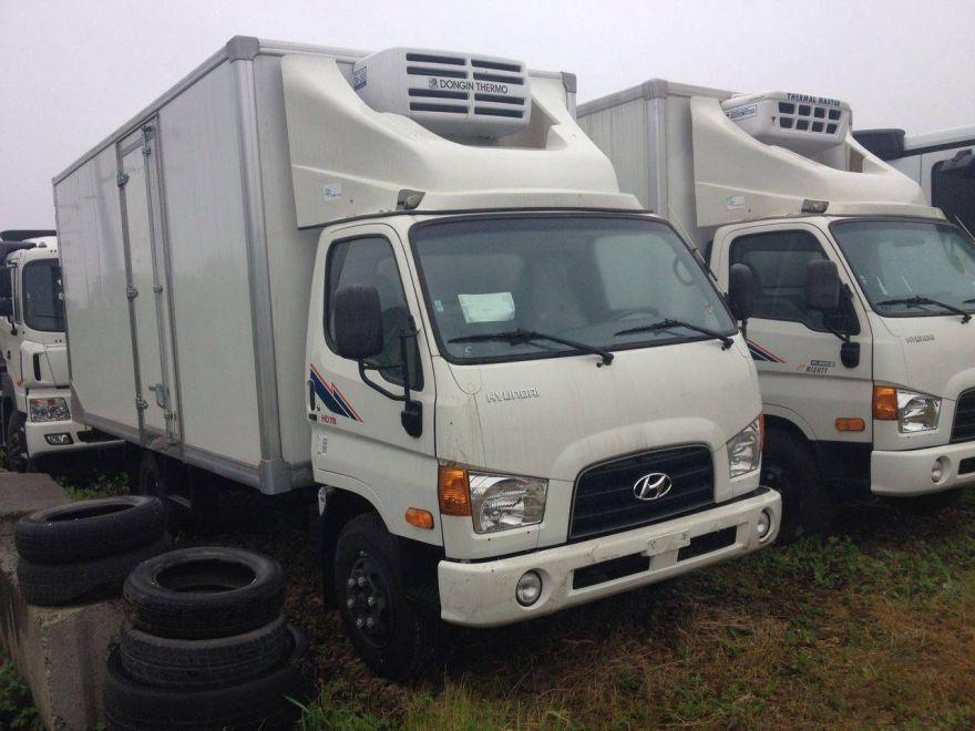 Новые рессоры передние Hyundai HD, 54100-5K501