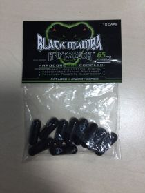 Жиросжигатель Black Mamba 10капсул (Innovative Labs)