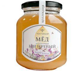 Мёд пчелиный цветочный (450 гр)