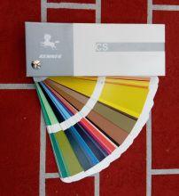 Color System - каталог цветов.