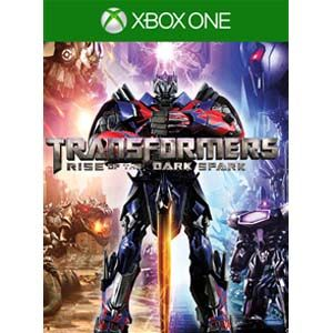 Игра Transformers Rise Of The Dark Spark (Xbox One)