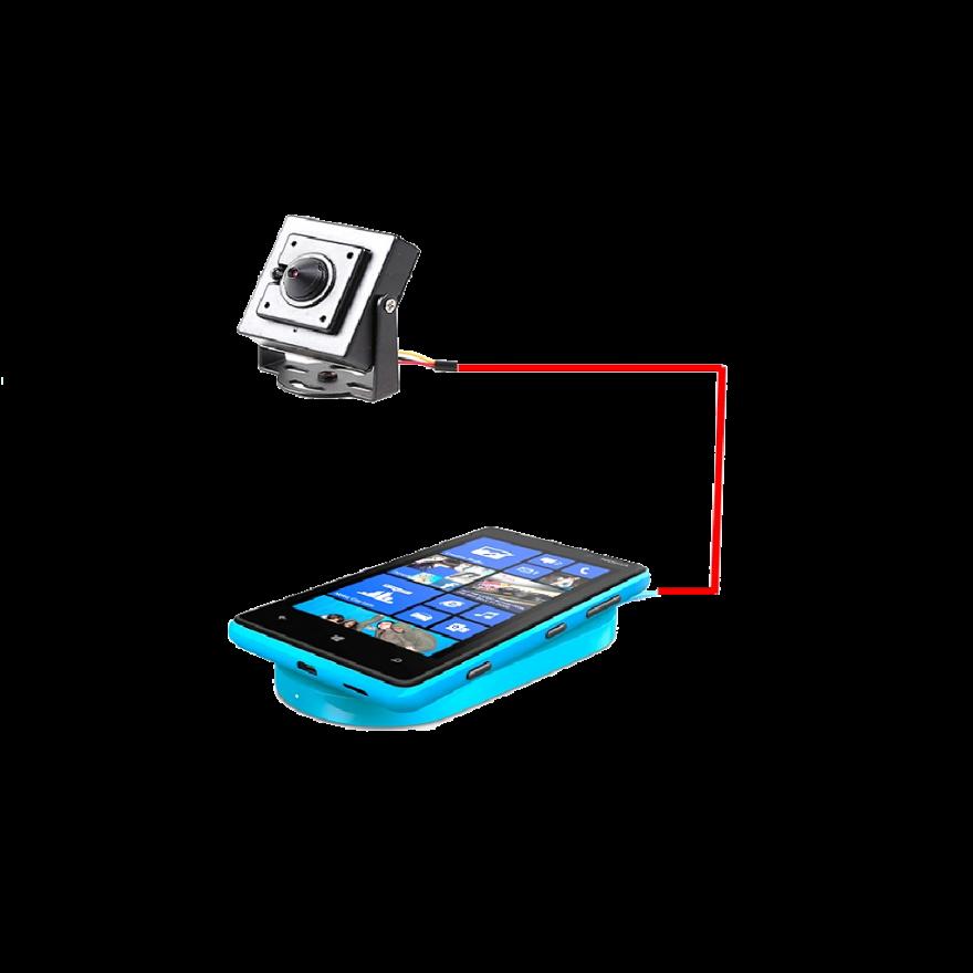 Онлайн видео камера для Aндроид