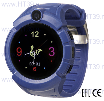 Детские часы Smart Baby Watch i8 Blue
