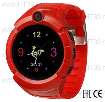 Детские часы Smart Baby Watch i8 Red