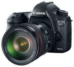 Canon EOS 6D Mark II Kit 24-105mm 1.4L IS II USM