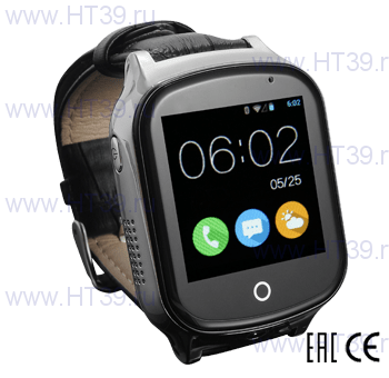 Часы Smart Baby Watch T100 Black