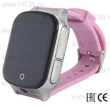 Часы Smart Baby Watch T100 Pink