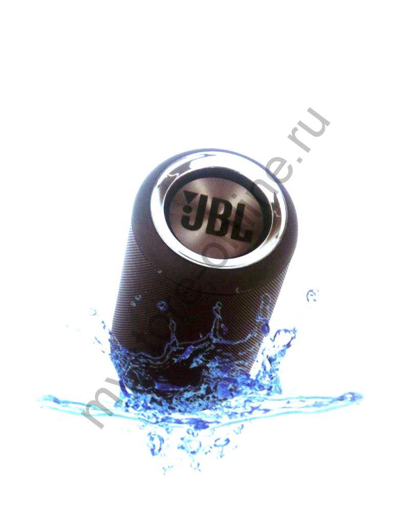 Портативная водонепроницаемая колонка JBL Flip 5