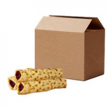 Блины с курицей коробка 6 кг С пылу жара от