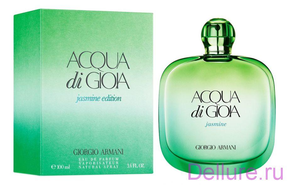 Версия Acqua di Gioia Jasmine Edition (Armani)