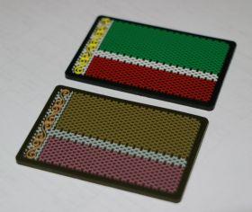 флаг спецназ Чеченской республики