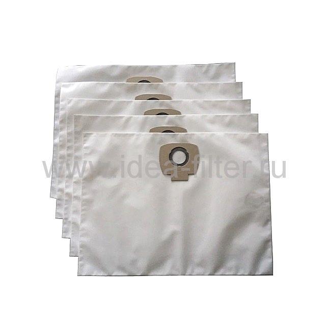 IDEA A-04 мешок для пылесоса KRESS синтетический - 5 штук (36 L)