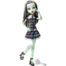 Кукла Монстр Хай Фрэнки Штейн из серии Страшно огромные (42 см)