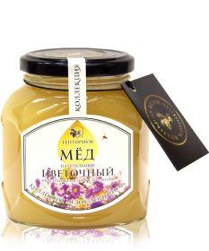 Мед цветочный, 450г