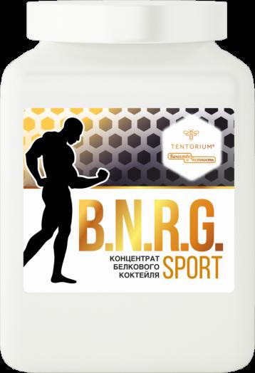 Концентрат белкового коктейля B.N.R.G SPORT 500 г