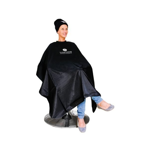 Hairdressing cape/capa