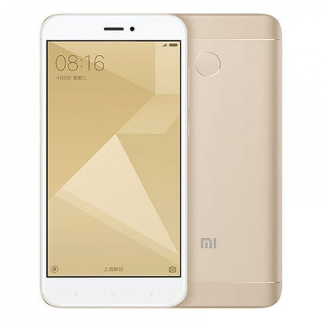 Xiaomi Redmi 4X 3/32gb Золотой
