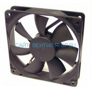 Вентилятор 120х25 24в