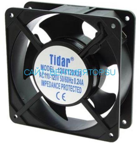 Вентилятор RQA 12038HSL 110VAC 120х38мм
